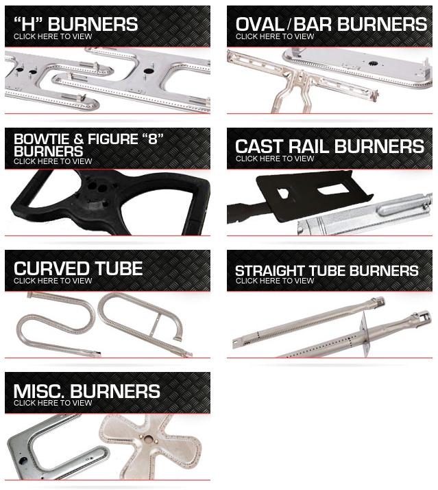 Burner Types