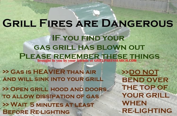 grill fires