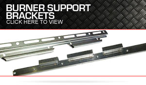Burner Support Brackets