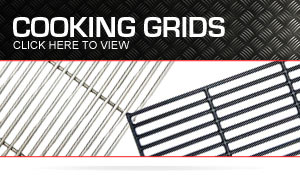BBQ Grill Cooking Grids