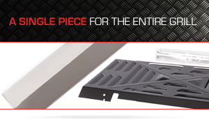 Single Plate for Gas Grill