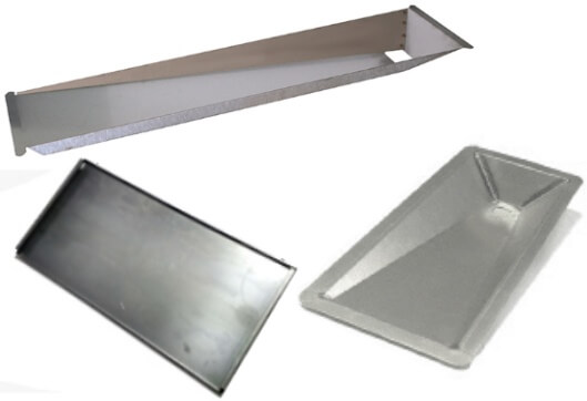 Grease Trays and Drip Pans