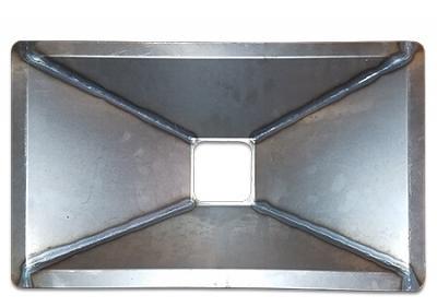 "Vermont Castings / Jenn Air Drip Pan, Carbon Steel | 24-7/8"" X 14-7/8"""
