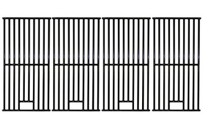 "Master Cook Grids, Gloss Porcelain Steel (Set of 4) | 16-13/16"" x 34-1/2"""