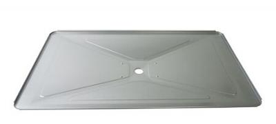 "Dyna-Glo Drip Pan / Grease Pan, Aluminized Steel | 15-13/16"" x 26-7/8"""