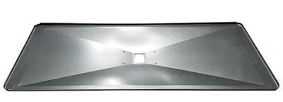 "Dyna-Glo Drip Pan / Grease Pan, Aluminized Steel | 15-3/8"" X 33-1/2"""