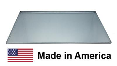 "USA-Made Dyna-Glo Drip Pan / Grease Tray Replacement | 15-5/8"" x 26-7/8"""