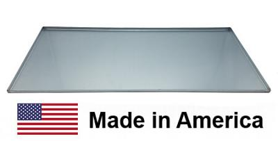 "USA-Made Dyna-Glo Drip Pan / Grease Tray Replacement | 15-3/8"" x 33-1/2"""