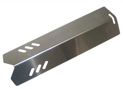 "Uniflame / Backyard Grill Heat Plate, Stainless Steel | 12-7/8"" x 3-11/16"""