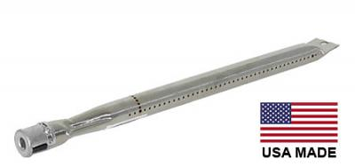 USA-Made BBQ Grillware Tube Burner, Stainless Steel Burner | 16-1/2""