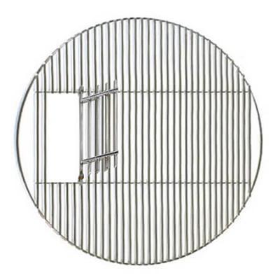"""Big Green Egg / Kamado Joe Round Cooking Grid, Stainless Steel   18"""" Diameter"""