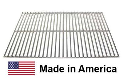 """MHP / PGS Briquette Grate, Stainless Steel 