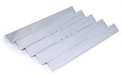 "Heat Plate, Stainless Steel | 13-1/8"" x 10-1/2"" (Multiple Required)"
