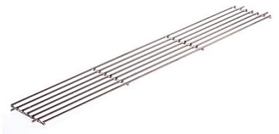 Weber, Flat Warming Rack, Chrome-Plated Steel - 24-7/8″ x 4-5/8″