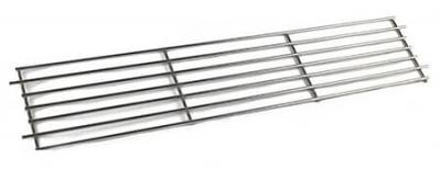 Weber Flat Warming Rack, Chrome-Plated Steel - 23-7/8″ x 4-5/8″