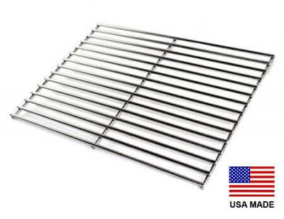 "USA-Made Cooking Grid, Stainless Steel | 14-1/2"" x 10-1/2"" (2 Required)"