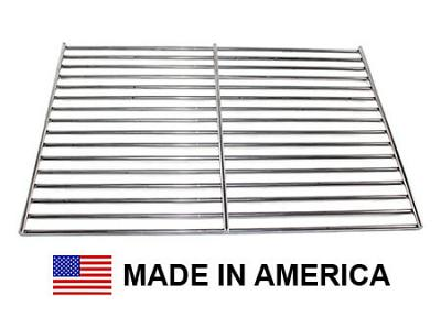 """Cooking Grid, Stainless Steel - 16-1/2"""" x 11-1/4"""" (2 Required)"""