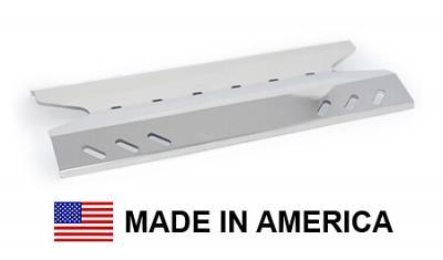 Heat Plate, Stainless Steel   16-1/8″ x 8-1/4″ (Use 1 Per Burner)