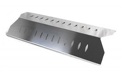 Fiesta / Master Forge Heat Plate, Stainless Steel | 19-9/16″ x 7-1/16″