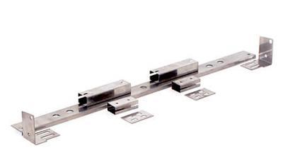 """Adjustable Burner Support Bar for 3-Burner Grills   24"""" to 25-1/2"""""""