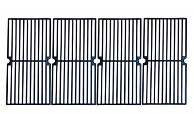 "Brinkmann, Smoke Canyon Cooking Grid Set (Matte), Cast Iron | 17-3/4"" x 35-3/4"""