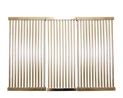 "Sams Cooking Grid Set, Stainless Steel | 18-5/8"" x 26-5/16"""