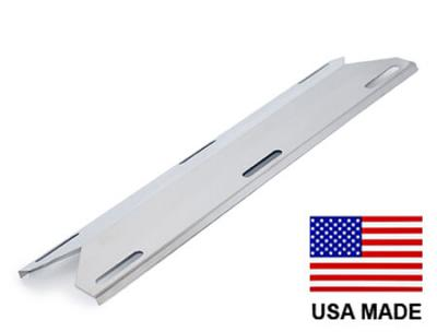 "USA-Made Heat Plate, Stainless Steel | 17-1/4"" x 4-15/16"""