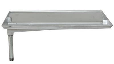 Phoenix Drip Tray, Cast Aluminum | 14-3/4″ x 23″