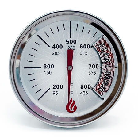 Chargriller Heat Indicator 2 1 8 Quot
