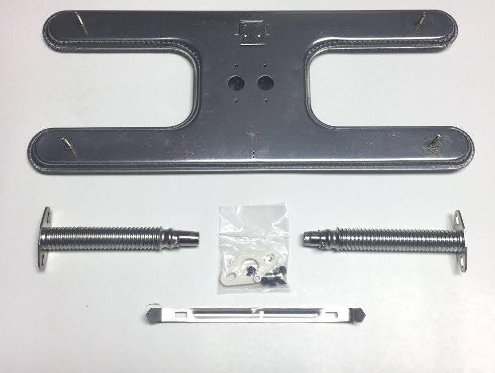 Stainless Steel Small Twin Universal H Burner W Venturis