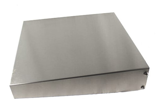 Mhp Fold Down Shelf Kit Stainless Steel Comes W 2 Shelves