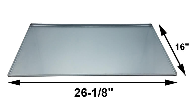 Usa Made Dyna Glo Drip Pan 16 Quot X 26 1 8 Quot