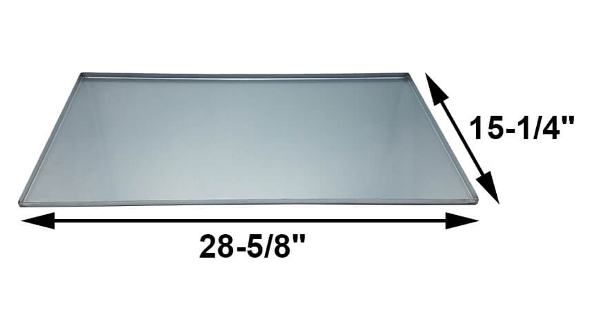 Usa Made Dyna Glo Backyard Grill Drip Pan 15 1 4 Quot X 28 5 8 Quot