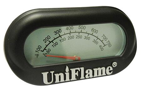 """Heat Indicator - Uniflame 3 3/4"""" x 1 7/8"""""""