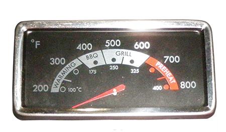 "Kenmore Heat Indicator   3-5/8"" x 1-3/4"""