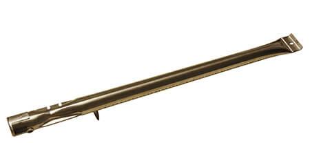 "Outdoor Gourmet Tube Burner, Stainless Steel | 21-1/8"" x 1"""