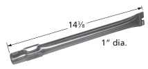 Stainless Steel Burner - Huntington