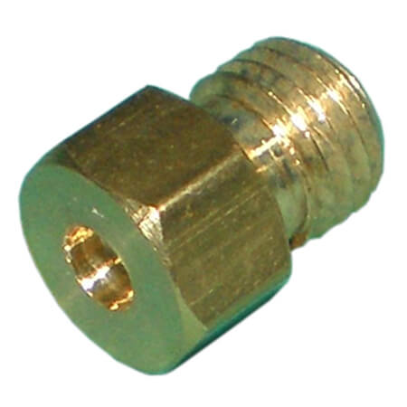Brass Valve Orifice - American Outdoor Grill, Charbroil, Turbo
