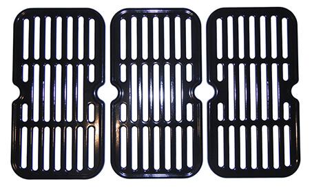 "Stamped Porcelain Steel Cooking Grid Set - 17-5/8"" x 28-5/16"""