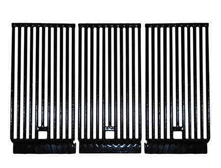 """Broilmaster Cooking Grid Set, Porcelain-Coated Cast Iron 