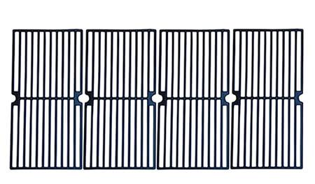 """Brinkmann, Smoke Canyon Cooking Grid Set (Matte), Cast Iron   17-3/4"""" x 35-3/4"""""""
