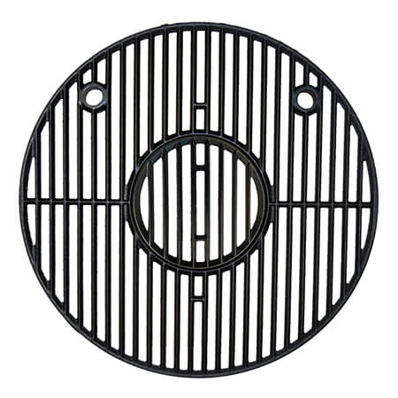 Char Griller Round Cooking Grid Cast Iron 19 3 4 Quot Dia
