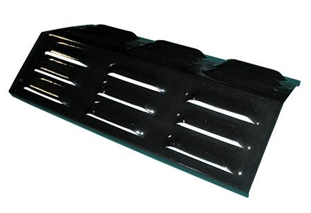 "Nexgrill Heat Plate, Porcelain Coated Steel | 12-1/8"" x 6-3/8"""