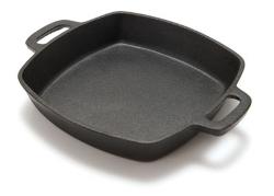 Cast Iron Square Pan