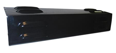 "Dyna-Glo Heat Plate, Porcelain-Coated Steel - 15-7/8"" x 4-1/2"""
