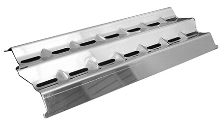 "Stainless Steel Heat Plate - Broil King, Onward 13 3/4"" x 6 1/4"""