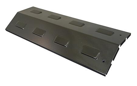 """Heat Shield, Porcelain-Coated Steel -16-13/16"""" x 6-1/8"""""""