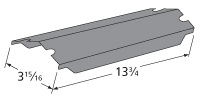 Heat Shield, Porcelain Steel - Kenmore