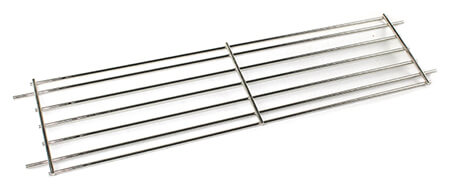 "Charmglow Warming Rack, Chrome-Plated Steel - 19-3/4"" x 4-5/8"""
