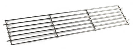 Weber Flat Warming Rack, Chrome-Plated Steel - 23-7/8″ x 4-5/8″